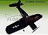 Aeromodelo F4U CORSAIR 1,28 env. - Imagem 1
