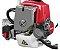 Furadeira Mourão A Gasolina Branco 90317200 BFM26 2T 25.4cc Vermelha - Imagem 2
