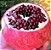 Romã Rosa Americana wonderful (da Califórnia) – Punica granatum Para vaso - Imagem 1