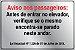 100 - Placas de Sinalização Lei 7326 em aluminio 10x15 - Imagem 1