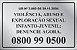 Placas de Sinalização Lei 3860 em aluminio 120x60x0,5mm Pronta entrega - Imagem 1