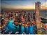 Quebra-Cabeça 1000 peças - Paisagens Noturnas - Marina de Dubai - Imagem 2