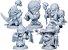 Combo Masmorra Dungeons of Arcadia + Adventurers Set + Crossover Kit + Monster Dice Set + Sleeves Grátis  - Imagem 8