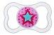 Chupeta MAM Air Transparente Estrela 6+ meses   - Imagem 2