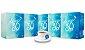 Chá misto Leveza 30 - 5 caixas de 60 sachês - Imagem 1