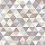 Adesivo Papel de Parede Triangulos - Imagem 1