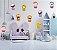 Kit Adesivos Animaizinhos de Balão com 12 peças - Imagem 4