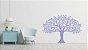 Adesivo de Parede Floral Árvore 01 - Imagem 2
