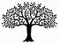 Adesivo de Parede Floral Árvore 01 - Imagem 1