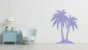 Adesivo de Parede Floral Árvore Palmeira - Imagem 2