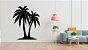 Adesivo de Parede Floral Árvore Palmeira - Imagem 3