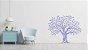 Adesivo de Parede Floral Árvore 02 - Imagem 2