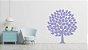 Adesivo de Parede Floral Árvore 03 - Imagem 2