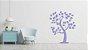 Adesivo de Parede Floral Árvore 04 - Imagem 2