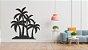 Adesivo de Parede Floral Árvore Palmeira 02 - Imagem 3