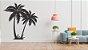 Adesivo de Parede Floral Árvore Palmeira 03 - Imagem 3