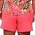 Short Plus Size Pink Com Botão - Imagem 2