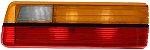 Lanterna Traseira Del Rey Tricolor (1985/1992) - COFRAN - Imagem 3
