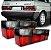 Lanterna Traseira Gol Fume (1987-1994) - IFCAR - Imagem 1