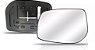 Lente Retrovisor Corolla Com Base (2008 a Diante) - METAGAL - Imagem 1