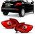 Lanterna Traseira Peugeot 207 Hatch Ré Vermelha (2011/2015) - FITAM - Imagem 1