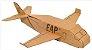 Avião 3D - Imagem 1