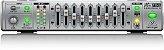 Equalizador MINIFBQ FBQ800 Behringer com detector de microfonia - Imagem 1