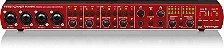 Interface de Áudio Behringer Firewire e USB FCA1616 - Imagem 4