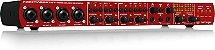 Interface de Áudio Behringer Firewire e USB FCA1616 - Imagem 3