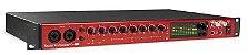 Interface de Áudio Thunderbolt Focusrite Clarett 8Pre c/ ISA preamps e 18 in/20 out - Imagem 4