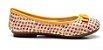 Sapatilha Klin Jully Amarelo - Imagem 3