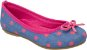 Sapatilha Klin Jully Jeans pink - Imagem 1