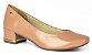 Sapato Feminino Dakota Salto Grosso Preto & Rose G1081 - Imagem 2