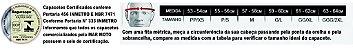 Capacete LS2 FF358 Alex Barros Réplica - Imagem 5