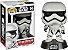 Star Wars VII - First Order Stormtrooper - Pop Funko - Vinyl - Imagem 1