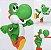 Super Mario Bros Yoshi - S.H. Figuarts - Bandai - Imagem 5