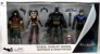 Batman Arkhan City - Batman, Harley Quinn, Nightwing & Robin (4 Pack) - Dc Collectibles - Imagem 3