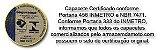CAPACETE MIRAGE NEW CLASSIC PRETO FOSCO COM OCULOS SOLAR - Imagem 6