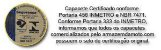CAPACETE ICON CLASSIC PRETO FOSCO COM ÓCULOS FUMÊ - Imagem 5