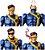 [ Pré-venda ] Cyclops (Comic ver.) X-Men - MAFEX Nº 099 - Medicom Toy - Imagem 7