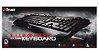 Teclado TRUST GXT 280 Iluminado por Leds Gaming Keyboard  - Imagem 3