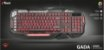 Teclado TRUST GXT 285 Advanced Gaming Keyboard - Imagem 2