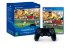PS4 - Bundle Controle Dualshock 4 Preto + Jogo PES 2018 - Imagem 2