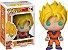 Funko Pop! Animation: DragonBall Z - Super Saiyan Goku - Imagem 1