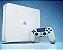 Console Playstation 4 500GB SLIM 500GB Branco - Imagem 1