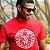 Camiseta masculina Work hard, play like a dog - Imagem 3