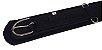 Barrigueira de Neoprene Importada Reta com Inox Preta Red Dust - Imagem 2