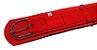 Barrigueira de Neoprene Importada Reta com Inox Vermelha Red Dust - Imagem 2