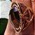 Anel Olho de Tigre com  Zircônias - Imagem 2