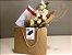 Especial Namorados Voucher Massagem Relaxante 60' com Bouquet de Flores - Imagem 1
